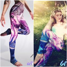 Unicorn Leggings galaxy fantasy artsy urban tumblr  Listed as lululemon for exposure only. Brand is Arthletics. These beautiful fantasy leggings are perfect for any geeks / fantasy lovers. The almost galaxy colors look absolutely gorgeous on. Very flattering & eye catching. And who doesn't love unicorns? These leggings are one of a kind. They're still on the official website for $79 & this size is hard to find.  lululemon athletica Pants Leggings