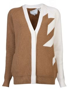 $475 3.1 PHILLIP LIM Fading Houndstooth Cardigan