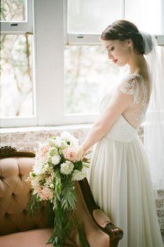 Three Sunbeams Bridal Hairpieces