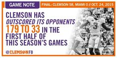 Very exciting -- Go Tigers!