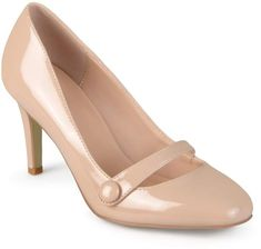 5db68a7a3 Journee Collection Devi Women s Mary Jane Heels