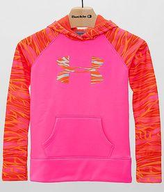 Girls - Under Armour® Logo Sweatshirt