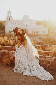 Casey + Alex // Rue De Seine Beau Gown // Real bride #weloveourbrides Photography: Jordan Voth
