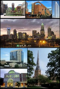 Charlotte, NC. The Queen City  My hometown