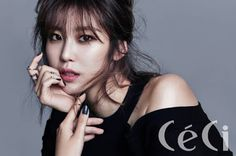 Hyosung SECRET CeCi December 2015