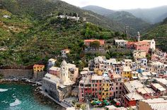 After massive mudslides hit Vernazza, Italy, this jewel of the Cinque Terre—a group of five villages designated as a UNESCO World Heritage Site—is rebuilding in a sustainable and eco-friendly fashion.