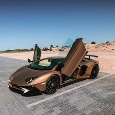 Find images and videos about luxury, car and Lamborghini on We Heart It - the app to get lost in what you love. Luxury Sports Cars, Top Luxury Cars, Exotic Sports Cars, Sport Cars, Exotic Cars, Maserati, Bugatti, Lamborghini Aventador, Lambo Huracan