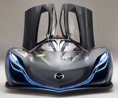 Cool Stuff We Like Here @ http://CoolPile.com ------- << Original Comment >> ------- Mazda Furai Concept