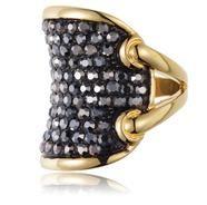 samantha wills black diamonds Bone Jewelry, Chunky Jewelry, Scarf Jewelry, I Love Jewelry, Statement Jewelry, Jewelry Box, Jewlery, Jewelry Accessories, Beautiful Gold Rings
