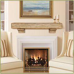 Fireplace Mantel Christmas Decorations - Best Home Design Ideas