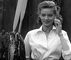 Lauren Bacall c.1944                                                                                                                                                                                 More