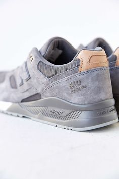 New Balance 530 Classic Suede: Grey