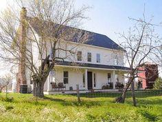 Folk Farmhouse Plan - 16080JM thumb - 01
