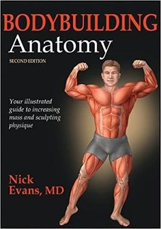 Bodybuilding Anatomy 2nd Edition Pdf Download e-Book