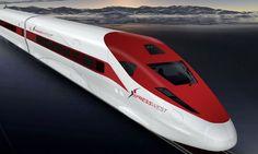 CRÓNICA FERROVIARIA: China construirá una línea de AVE entre Las Vegas ...