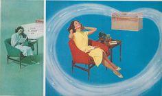 Frigidaire air conditioner, 1960
