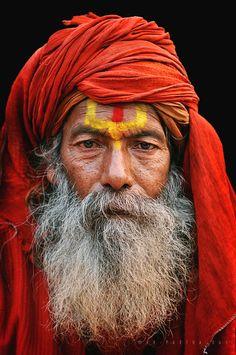 sadhu -  a Hindu monk