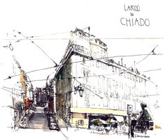 Urban Sketchers: Unity is strength