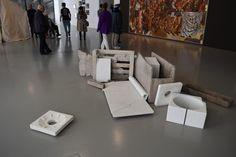 Andreas Lolis, <em>Shelter</em> (2013-16). Image: Ben Davis.