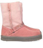 Roze Unisa kinderschoenen Cill boots