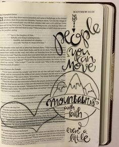 The Virtue of Contentment / WK 3 / Doodle 101/ Mountains / Sue Carroll