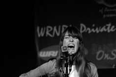 FEIST | 103.1 WRNR Private Artist Showcase at Rams Head On Stage 5.9.12