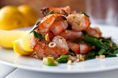 NYT Cooking: Sautéed Shrimp With Coconut Oil, Ginger and Coriander