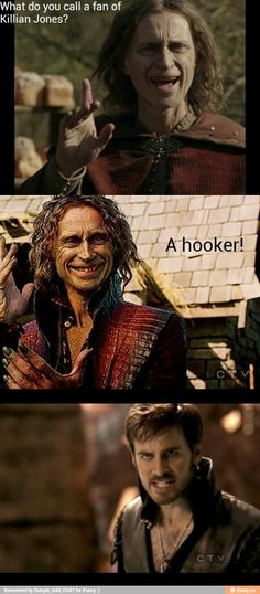 Ppppffffftttt Best.Actors.Alive. Rumplestiltskin (Robert Carlyle) And hook pfft. Meme Once Upon a time. If YOU HAVE Ifunny sub to Rumple-Gold_Ouat.