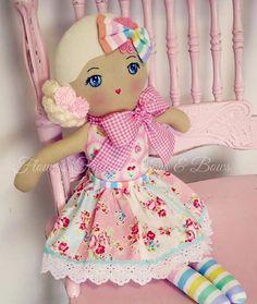 Foto sweet pink soft doll ideas