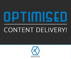 Dedicated optimised content delivery. Visit http://www.kontiki.com/ today!