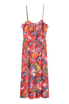 16c1c85a8 H&M Ruffle-trimmed Top Stylish Girl, H&m Fashion, Girls Wear, Simple Dresses