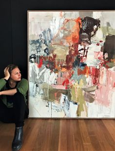 """Discover even more details on """"contemporary abstract art modern"""". Browse through our web site. Contemporary Abstract Art, Painting Workshop, Art Moderne, Artist Painting, Art Paintings, Abstract Expressionism, Painting Inspiration, Creative Art, Art Tutorials"""