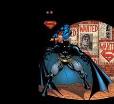 #Batman & #Superman