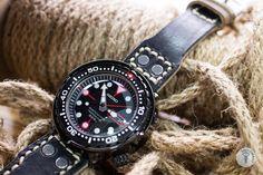 Seiko Tuna -  The phenomenal one  #SBBN023 #seikowatches #watch #watchband #watchstrap #watchlover #watchlove #womw #wus #wornandwound #seikolovers #men #menfashion #wristwatch