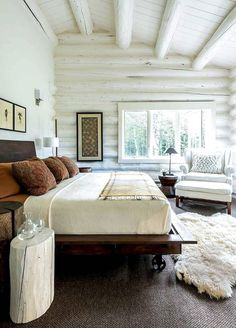 Log cabin is perfect for vacation homes by Log Cabin Homes Modern Design Ideas, second homes, or those who want to downsize into a smaller log home. Log cabin dimensions for Log Cabin Homes Modern Design Ideas of cheap and… Continue Reading → Log Cabin Exterior, Log Cabin Homes, Log Cabin Living, Cottage Homes, Cabin Interior Design, Cabin Design, Modern Cabin Interior, Chalet Interior, Gym Design