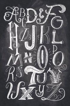 Alphabet - Picmia