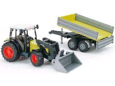 ------------! DEJA PRIS !------------ BRUDER - Tracteur Claas nectis 267f + remorque + fourche - ech 1/16e - 01998 BRUDER http://www.amazon.fr/dp/B0017J2MSQ/ref=cm_sw_r_pi_dp_o25iwb18BD1EW