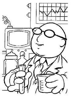 Muppets Coloring Pages 48