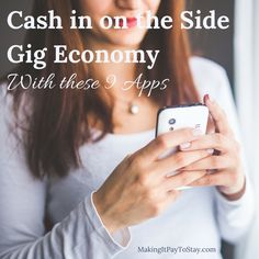 The side gig economy is booming, and if you want to earn some extra cash, these…