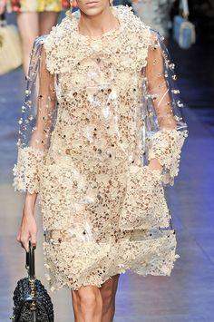 Dolce & Gabbana at Milan Fashion Week