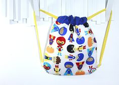 Superheroes Backpack