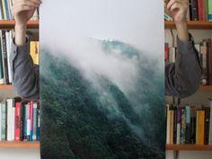 Mountain Fog Print | DEBBIE CARLOS SHOP
