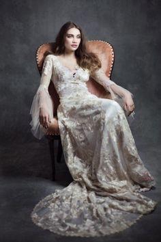 Colección de Vestidos de Novia por Claire Pettibone 2015 - Bodas