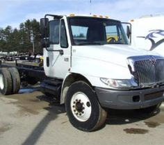 Information Of Used International 2003 Heavy Duty for $ 16500 from Rochester truck in Rochester, NH, USA at CheapTrucksTrader.Com
