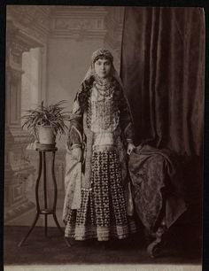 Noble Armenian woman
