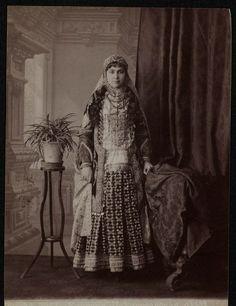 Noble Armenian woman