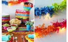 7 Ways to Piñata Your Party for Cinco De Mayo!