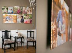 MPIX pro Float Wraps Metallic 011 Frames and Canvas Arrangements :: Wall Art Wednesday :: Laura Winslow Photography