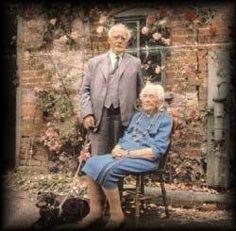 Agatha with Max Mallowan
