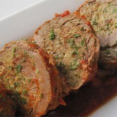 "Bob's Slow Cooker Braciole | ""This was so easy to make and soooooo delicious. I chose a spicy marinara sauce and it was just the kind of kick I like to add to meals. I will definitely make this again!"""